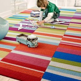 Floor carpet tiles