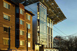 Most sustainable building in the world has link to Medford